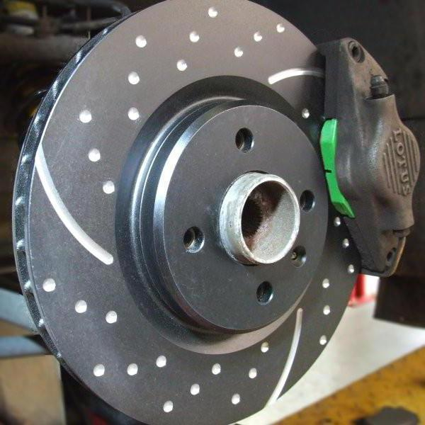 где проточить тормозные диски