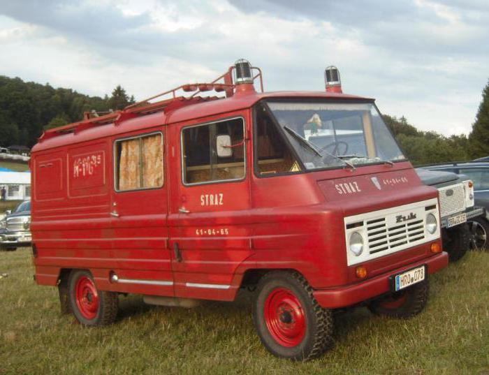 польский автомобиль