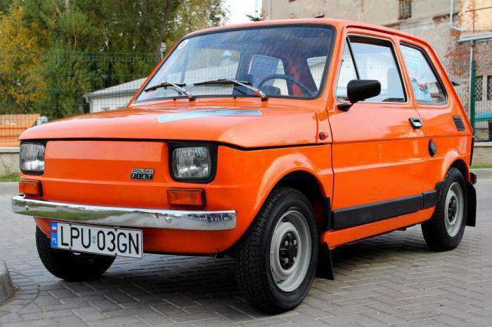 польский техпаспорт на автомобиль