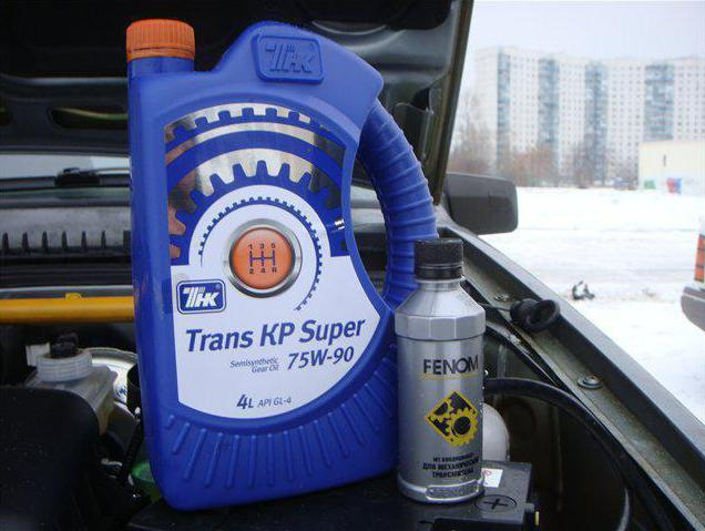 """Какое трансмиссионное масло лучше для ВАЗ 2106, 2107, 2110, 2114, для """"Калины"""", для """"Нивы Шевроле"""", для """"Приоры""""?"""