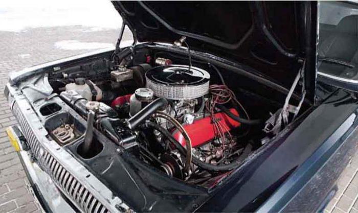 установка другого двигателя на автомобиль москвич