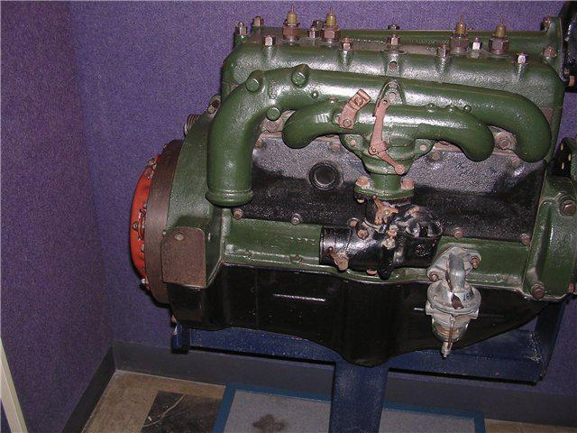 установка других двигателей на автомобиль газ 21