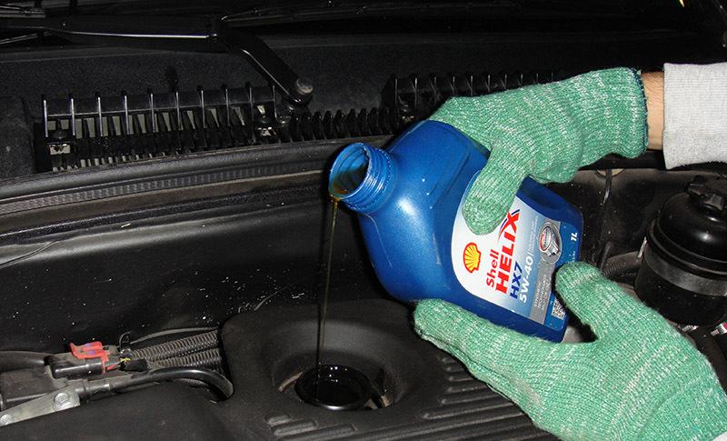 Shell for the Niva motor