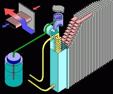 Как выгнать воздух с системы охлаждения приоры