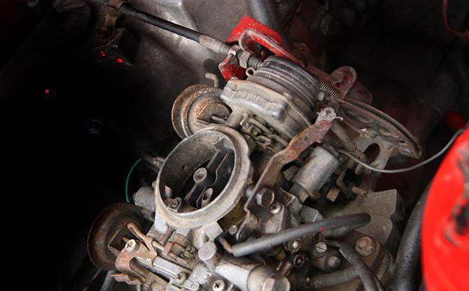 ремонт карбюратора ВАЗ-2109