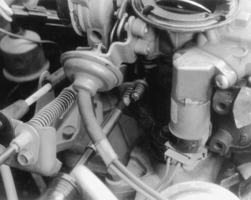 установка карбюратора ВАЗ-2109
