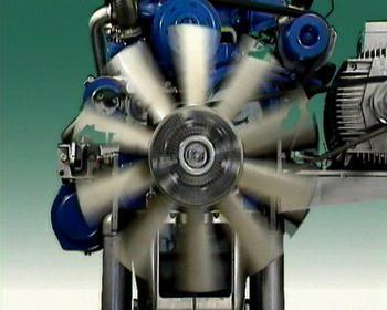 вентилятор охлаждения двигателя цена