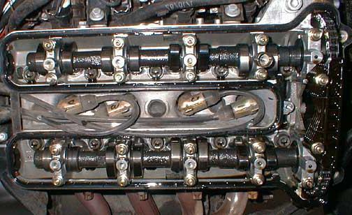 доработка двигателя ВАЗ-2110