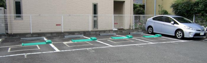 правила парковки во дворах жилых домов