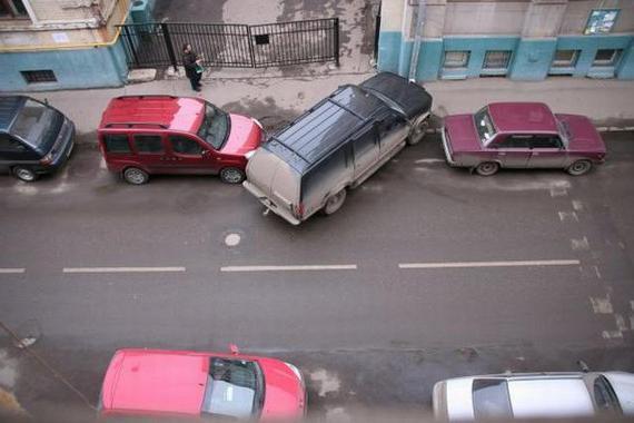 правила парковки ПДД