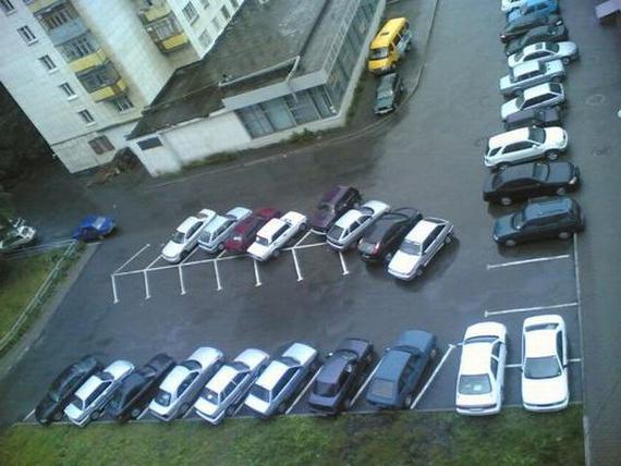 Штраф за парковку под знаком остановка запрещена