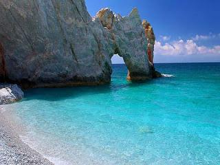 греция где отдохнуть в августе