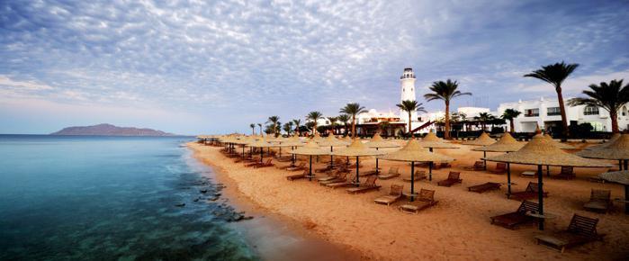 отдохнуть в Египте в августе
