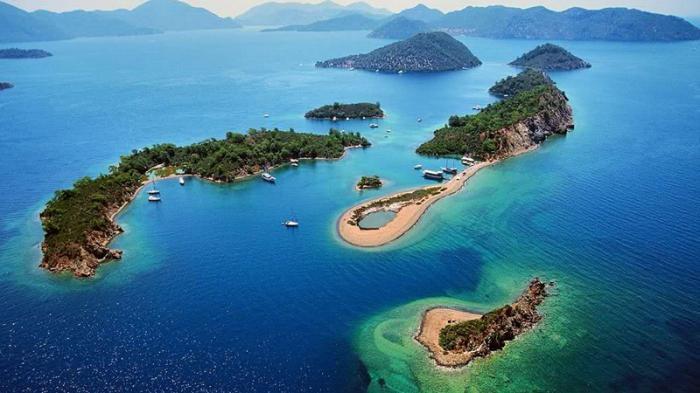 отдохнуть в греции в августе