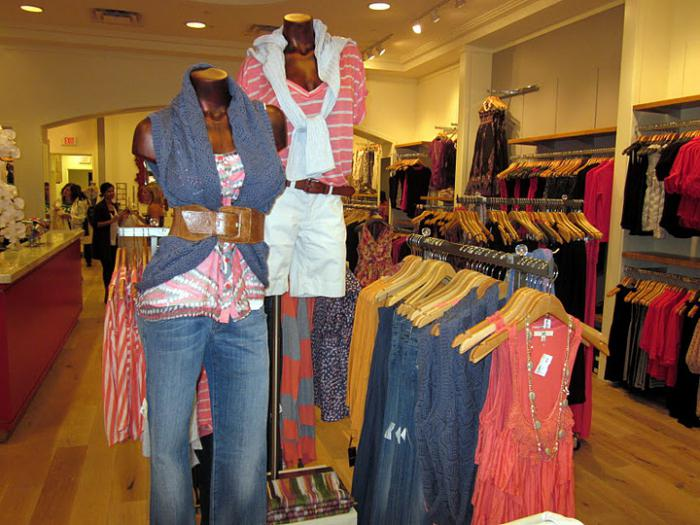 inside the clothing store essay If it's so hard for you to write the descriptive essay on shopping the main body of the essay should consist of inside interior of shopping malls.