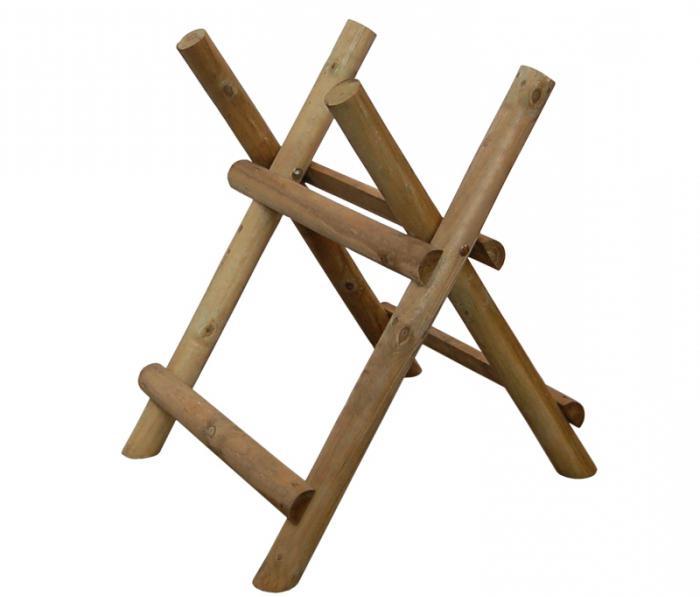 козлы для пилки дров своими руками чертеж