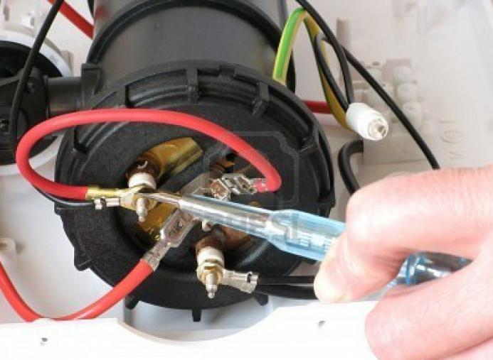 ремонт дизельной тепловой пушки