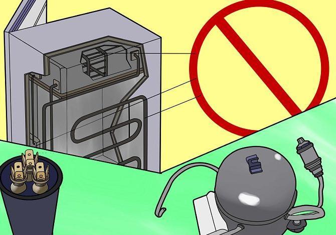 самодельный компрессор из холодильника