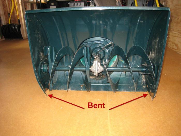 схемы сборки основных элементов снегоуборочной машины