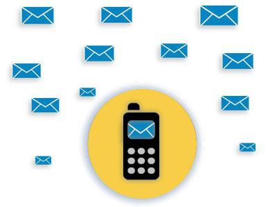 отправление sms мтс: