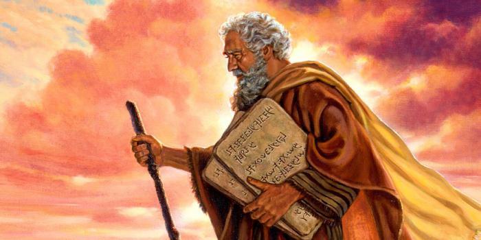 Заповеди библии