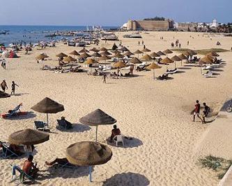 джерба тунис погода в июле