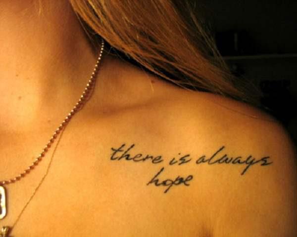 Татуировка как символ самовыражения
