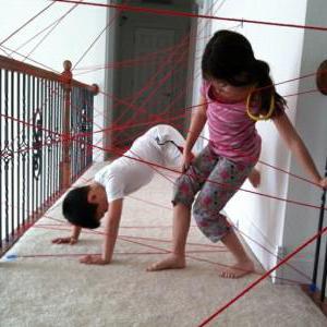 как сделать ловушку для человека в доме