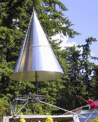 ветрогенератор роторный 5 квт своими руками