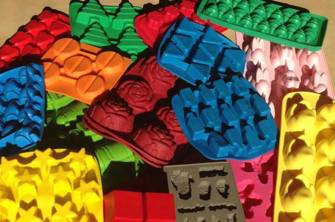 пищевой силикон для изготовления форм