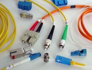 Типы оптических коннекторов