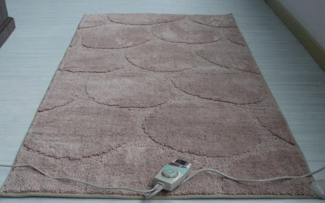 теплый пол под ковер теплолюкс