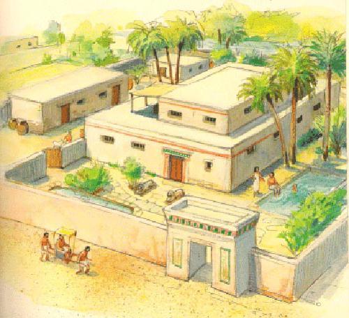 Кто такой вельможа в древнем египте