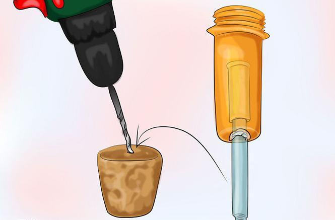 как сделать гидрозатвор