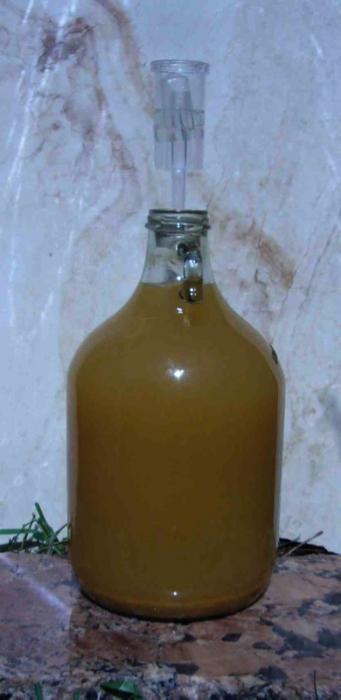 гидрозатвор вино
