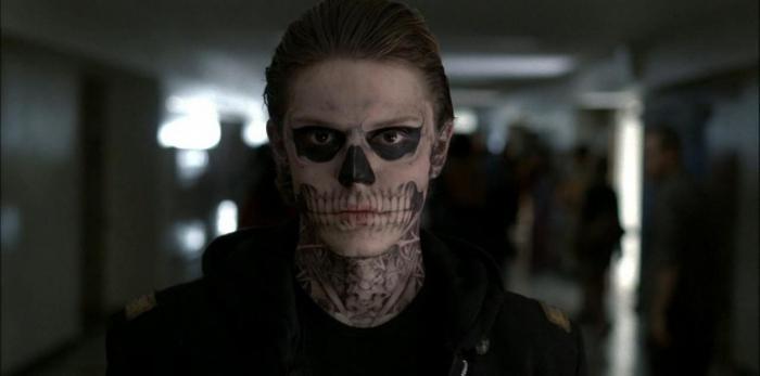 Школа сериал ужасов все татуировки аврил лавин