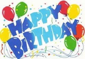 плакат поздравляем с днем рождения