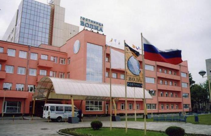 гостиница волна нижний новгород