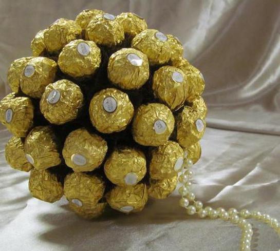 конфеты ферреро роше производитель