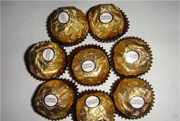 чьи конфеты ферреро роше производитель