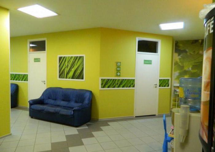 Платные поликлиники в г перми