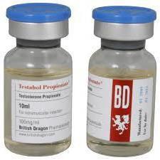 тестостерона пропионат инструкция по применению