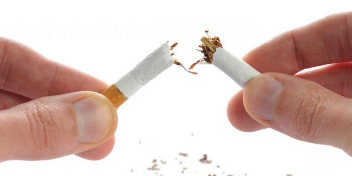 Как очистить организм бросил курить