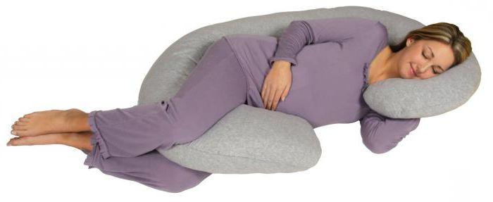 Подушка для беременных: отзывы, какая лучше, форма, наполнитель и виды