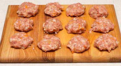 Прикорм мясом с чего начать