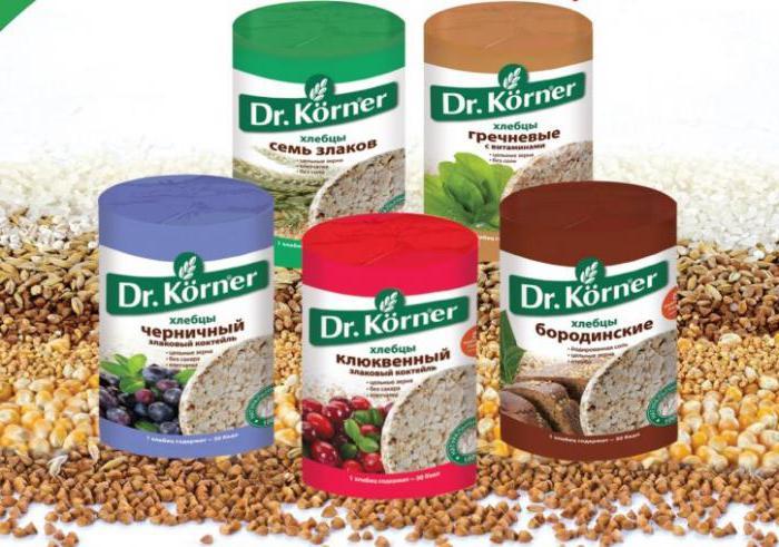 хлебцы dr korner клюквенные отзывы диетологов