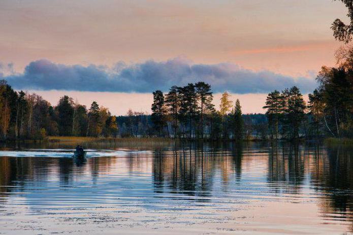 озеро вялье