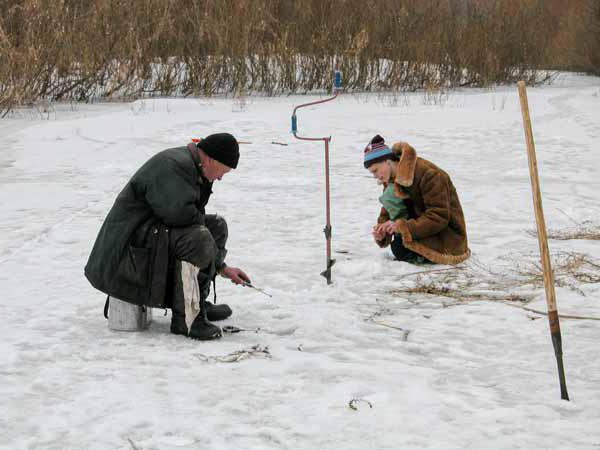 отчеты о рыбалке с водоемов подмосковья