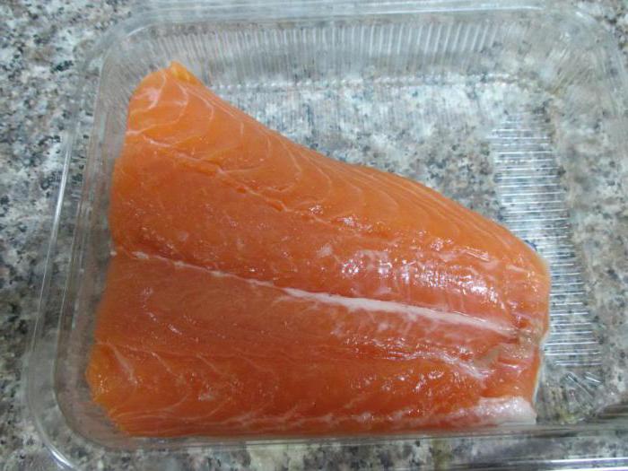 Готовим рыбу как холодную закуску
