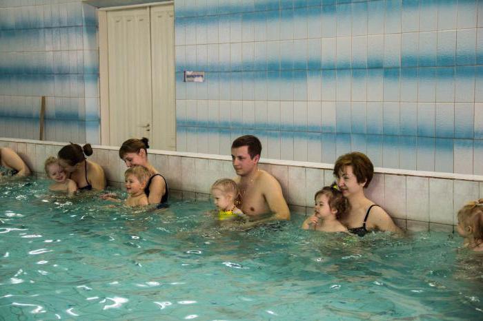 бассейн комсомолец витебск